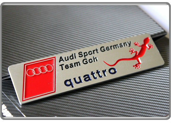 Audi #sport team goh #badge emblem a3 a4 s3 s4 s6 rs3 rs4 #quattro rs tt s line ,  View more on the LINK: http://www.zeppy.io/product/gb/2/262085035557/