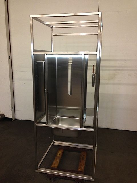 17 best images about stainless steel on pinterest for Fabrication stand