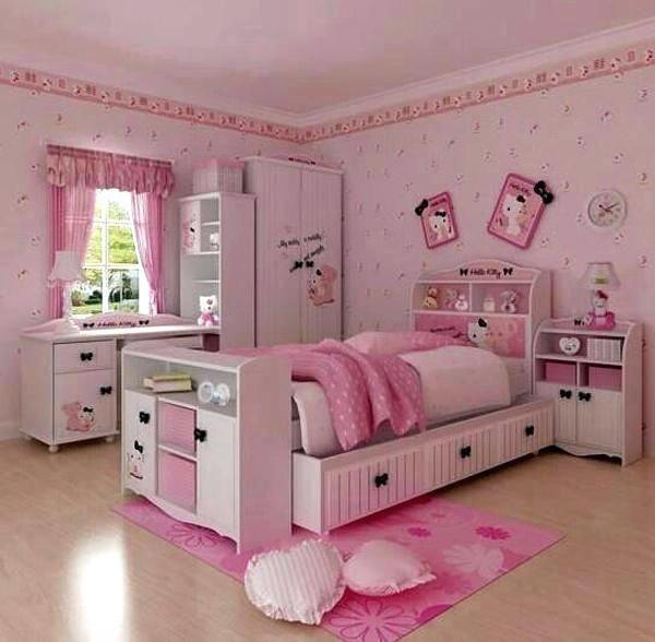 Hello Kitty Room Furniture Malaysia Hello Kitty Bed Furniture