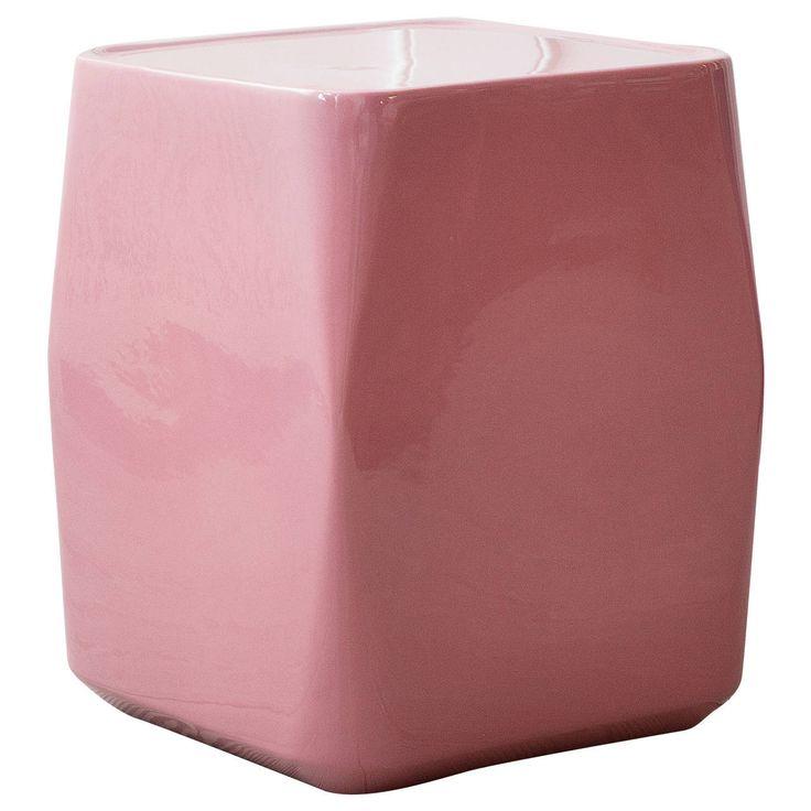 Christophe Delcourt Glazed Ceramic Side Table