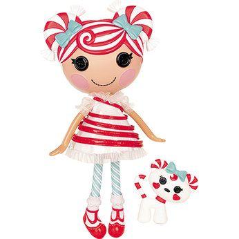 Lalaloopsy Dolls - Mint E Stripes