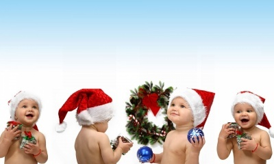 Christmas Kids (click to view)