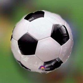 Soccer Themed Balloon Bouquet