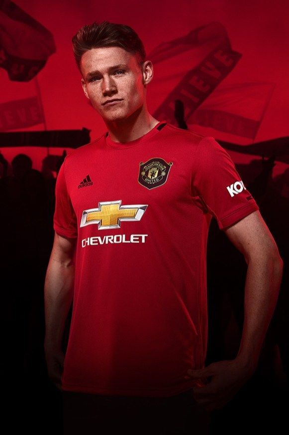Manchester United Reveal 2019 20 Home Kit Pursuit Of Dopeness Manchester United Team Manchester United Home Kit Manchester United