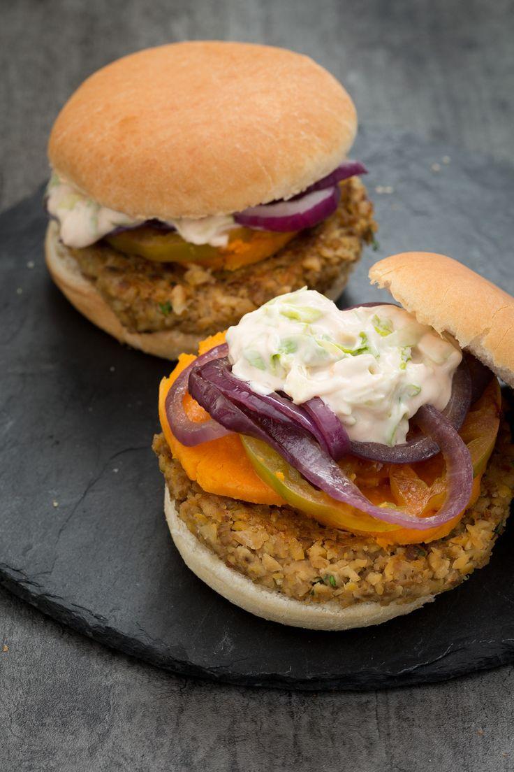 Seitan burger: non siate scettici. E' davvero gustoso. Provare per credere!
