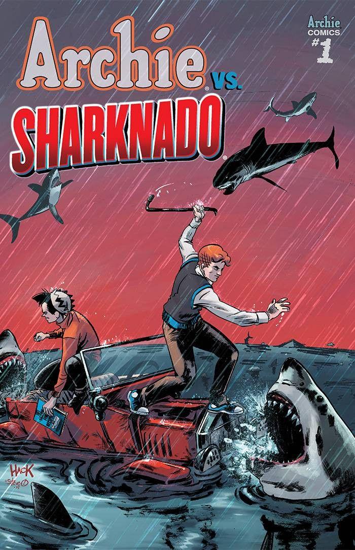 Archie vs Sharknado #1, Hack Variant