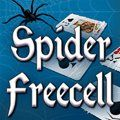 awesome Spider Freecell  The object of the game is to move all cards to the 4 stacks (top right) in suit from Ace to King. You may move a card at the top of a tableau column t... https://gameskye.com/spider-freecell/  #mobile