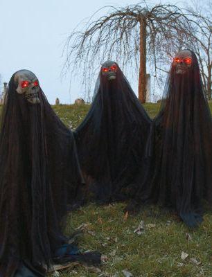 10 best Halloween images on Pinterest Halloween prop, Halloween - diy outdoor halloween props
