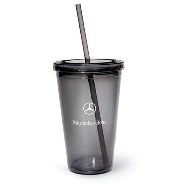 Stay hydrated this summer with Mercedes-Benz Drinkware!