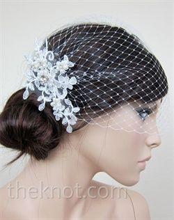 Tulip Bridal - BVF010 - Headpieces