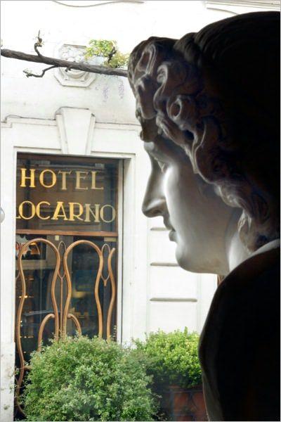 Roma, Hotel Locarno