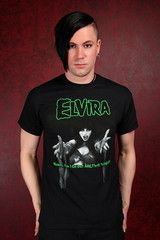 Elvira Mummy Shirt | Vampirefreaks