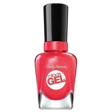 Sally Hansen Miracle Gel (W) lakier do paznokci 330 Redgy 14,7ml