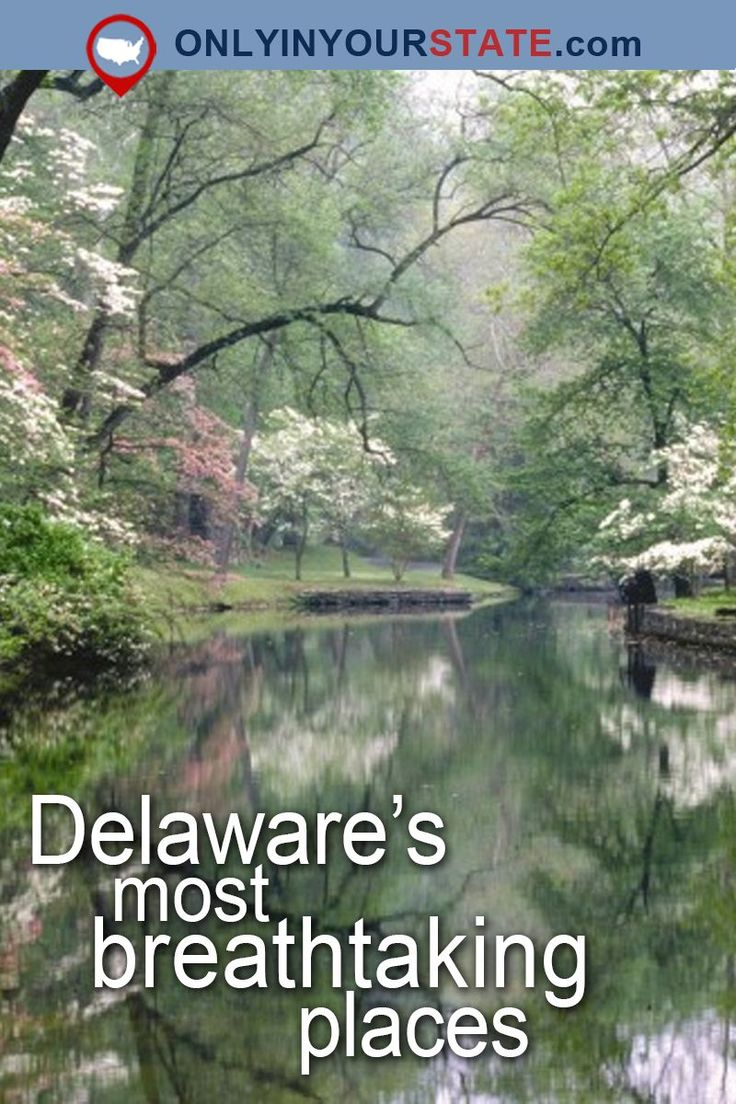 14 Jaw Dropping Places in Delaware That