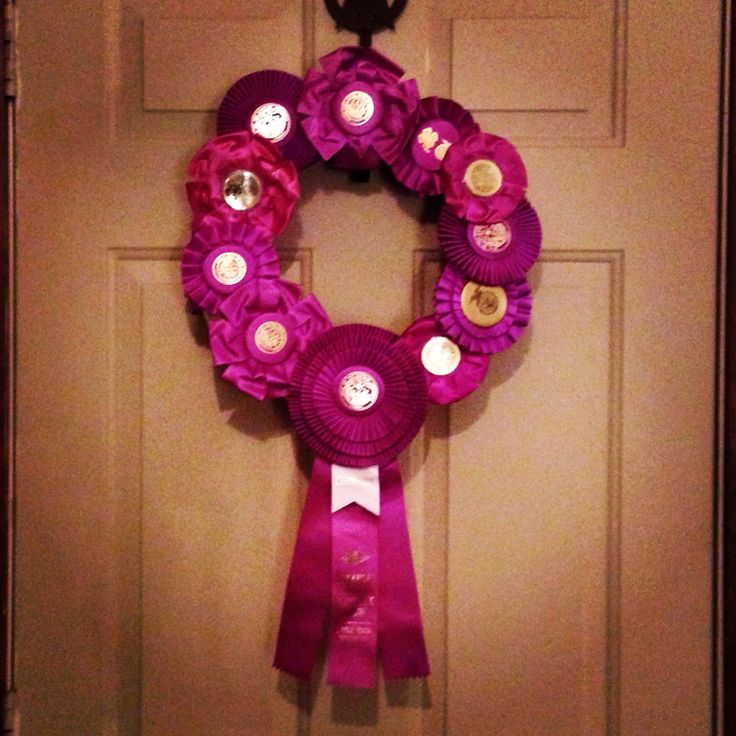 Grand Champion Wreath - Cattle Showing