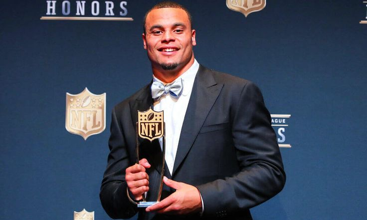 Dak Prescott still has big education plans = Success on and off the football field has been a hallmark of Dallas Cowboys quarterback Dak Prescott's journey to the NFL. But there's one hurdle the two-time Mississippi State graduate and 2016 NFL Offensive Rookie of.....