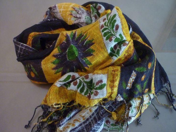 fancy shawl