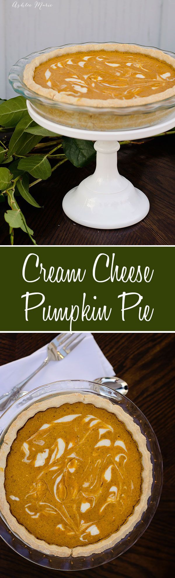 this is a unique twist on the classic pumpkin pie, the cream cheese that you add to this recipe adds so much to the texture, creating a slight cheesecake type softens to pumpkin pie