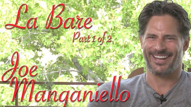 DP/30: Joe Manganiello, La Bare (part 1 of 2)