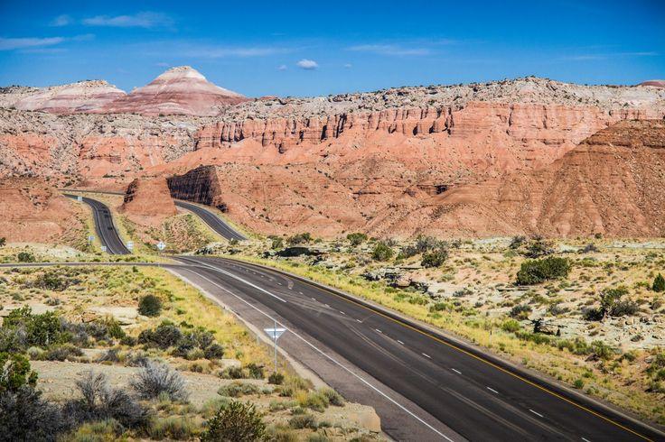 Free Image: American Interstate in Utah
