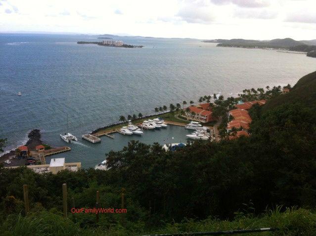 The wonderful island of Puerto Rico