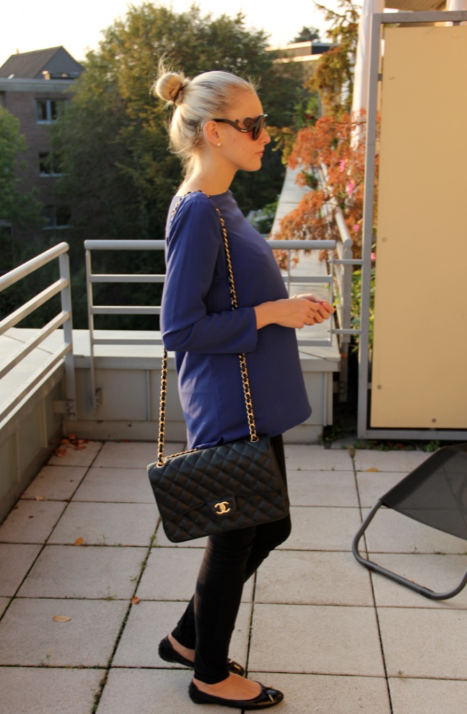 CHANEL Classic Jumbo Flap. Never wanted anything so badly in my life...except my girlfriend of course and a Chanel bag.