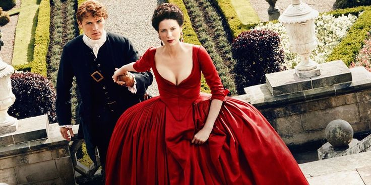 50 Things You Never Knew About the Making of 'Outlander'