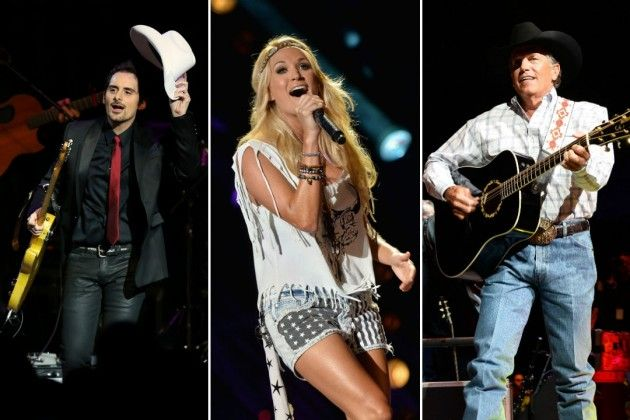 Top 10 Country Songs of Faith!