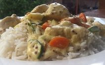 Creamy French Inspired Chicken Recipe