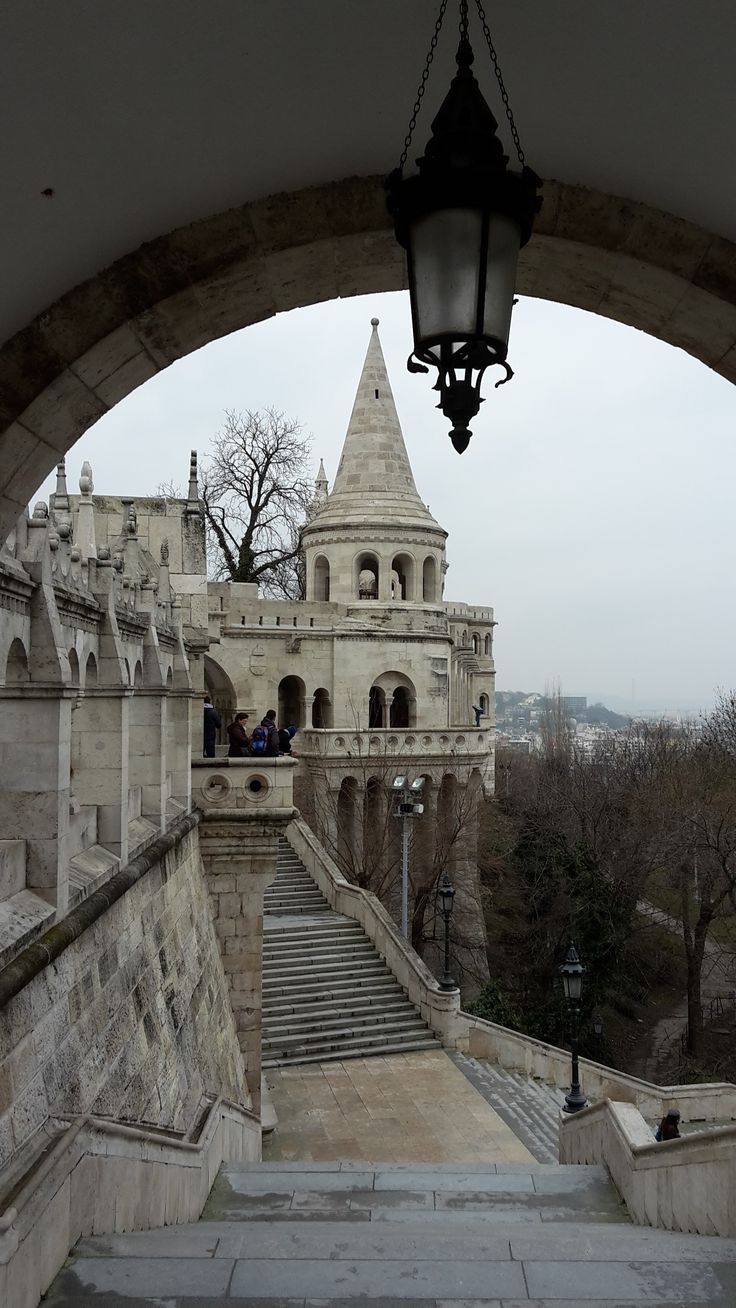 #Budapest fisherman's bastion #hungary http://www.flyeattravel.com/