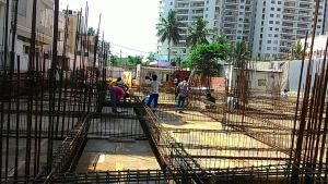 Great news for the Dreamz customers that the construction work started at Dreamz Samhita in JP nagar, Bangalore.