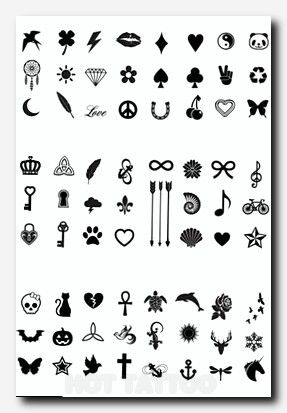 Amazon.com: Temporary Tattoos: Beauty & Personal Care