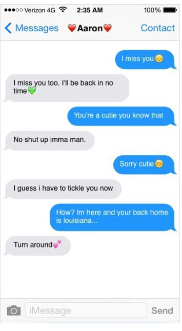 #Imagine texting Aaron Carpenter. Guys this is my first edit. Im really proud of it!