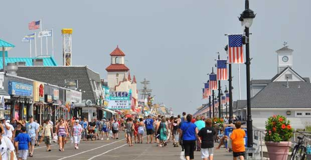 TOP 12 Jersey Shore Destinations as we cruise down South on the Garden State Parkway!