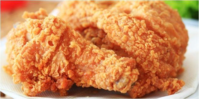 Gara Gara Ayam Goreng Tepung Di Bawah Merk Kfc Cfc Wendy S Atau Mcd Dan Lain Sebagainya Menu Ayam Ini Jadi Semakin Populer Dan Ayam Goreng Resep Ayam Resep
