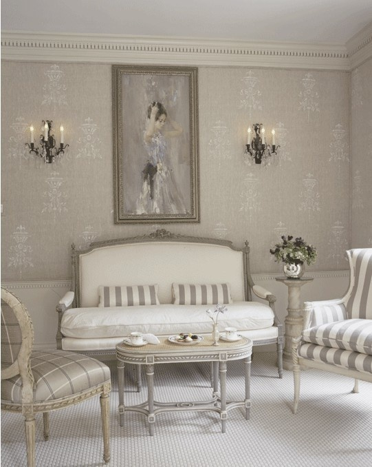 Gustavian....if only I could have cream and white in my house....maybe when the kids are older. :-)