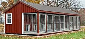 The Dog Kennel