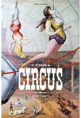 The Circus Book: 1870-1950 is a magnificent volume from Taschen (♥) exploring the circus as a living organism and a way of life, from its history and sociology to its glamor and discipline, through 650 stunning images, culled from a collection of 30,000 spanning 40 different sources, including many of the earliest photographs ever taken of the circus, as well as rare images by Stanley Kubrick and Charles and Ray Eames. More than 80% of the images have never been published, and most have…