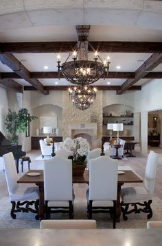 99 Best Dazzling Dining Rooms Images On Pinterest