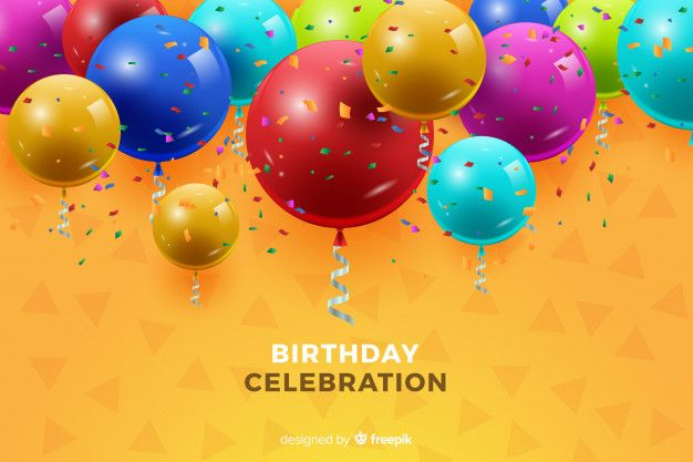 Download Birthday Background With Balloons For Free Birthday Background Birthday Party Planner Free Birthday Stuff