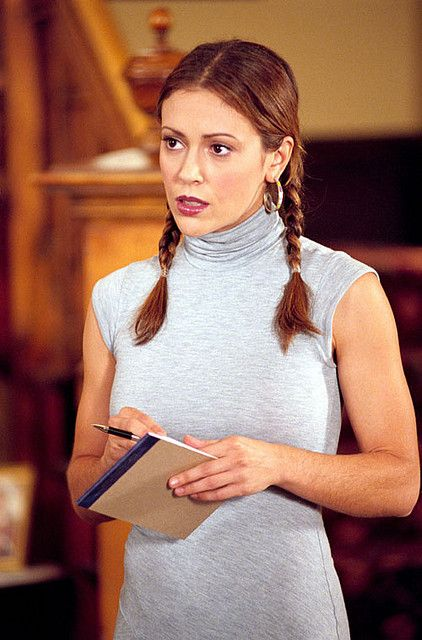 Charmed. One of my fave episodes, Size Matters. (dawn) :)