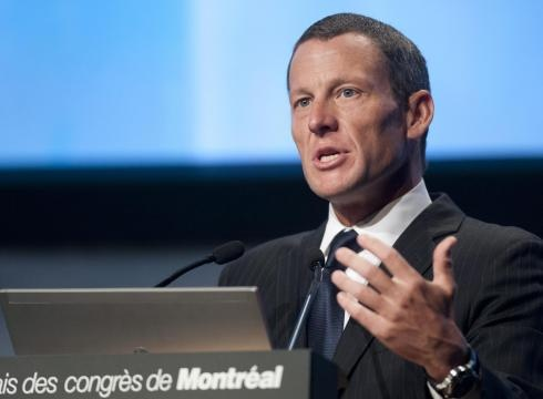 UCI Battle will soon take on USADA...Lance Armstrong told delegates at the World Cancer Congress in Montreal on Thursday that he 'refuses to be distracted' from his work for the Livestrong foundation in the wake of the U.S. Anti-Doping Agency stripping of his cycling results since 1998 and banning him from competition for life.