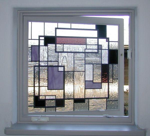les 25 meilleures idées de la catégorie intimité fenêtre de salle ... - Fenetre Pour Salle De Bain