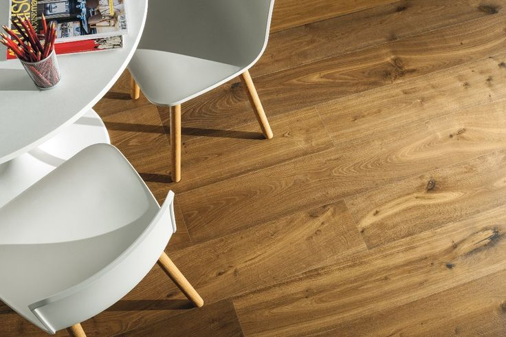 all the warmth of the wood #parquet Banye, collection Contatto by Woodco