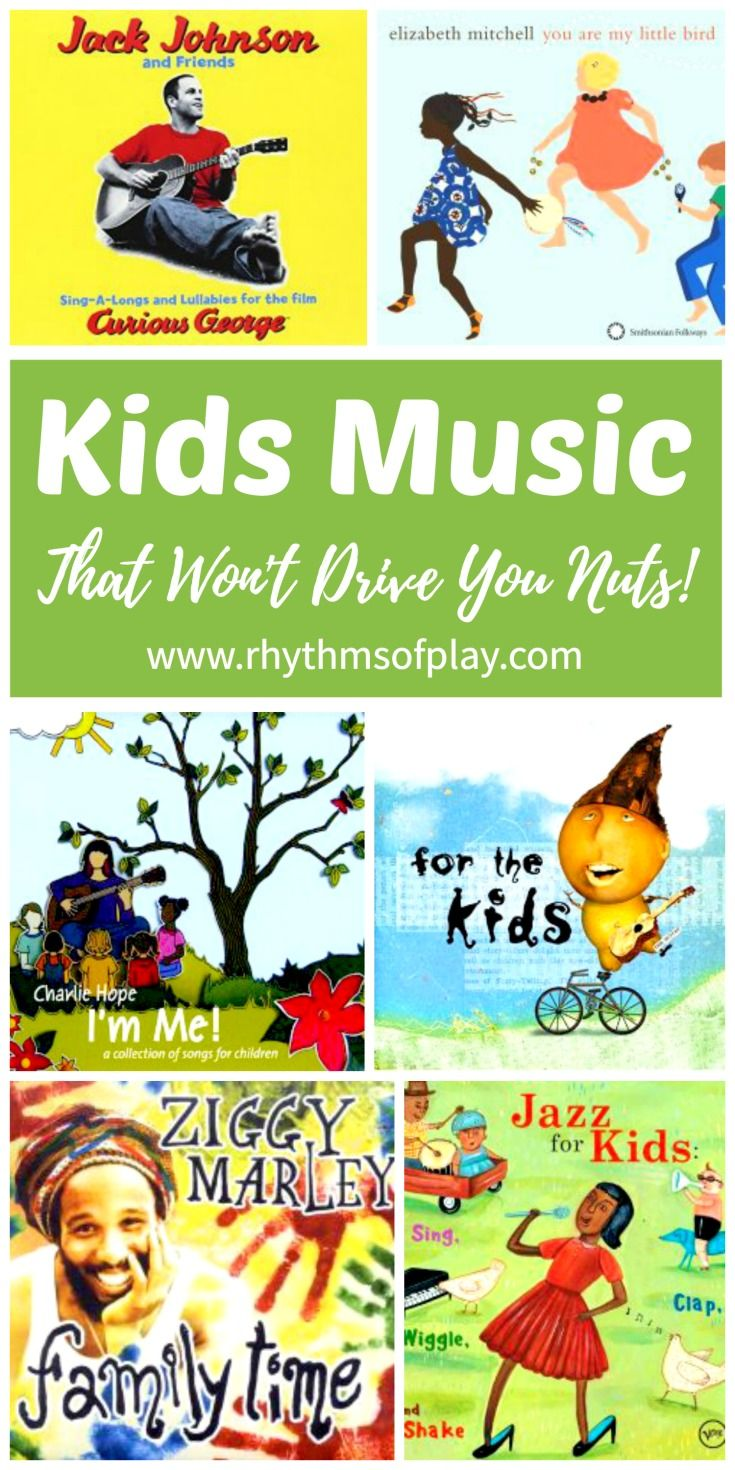 Good quality albums with real music for you and your children to enjoy can be hard to find. Whether you are on a family road trip, having music time, or just playing and hanging out there is something for everyone here. Kids music (that won't drive you nuts) makes a great gift idea!