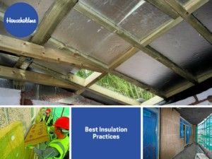 Best Insulation Practices  #insulation #home #newhome #house #insulationhouse