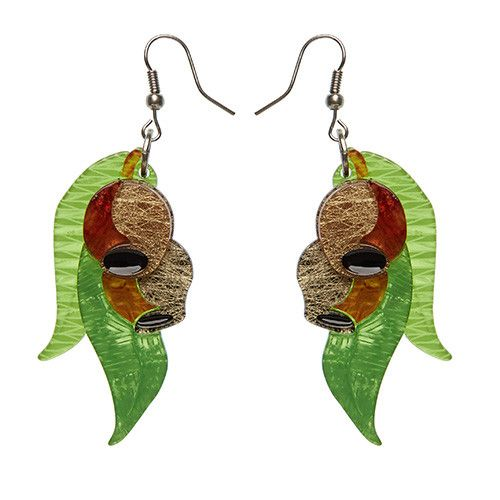 Erstwilder Gumnut Babies Earrings