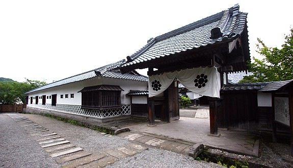 Samurai residence in Aizu  http://www.japan-guide.com/e/e7707.html