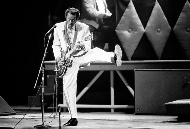Chuck Berry died March 18, 2017. He was 90.