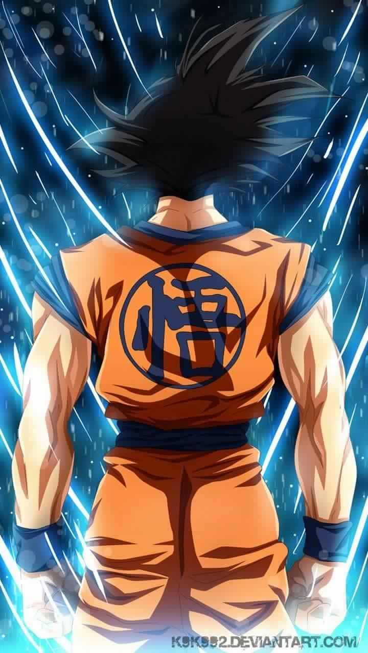 Dragon Ball Super Goku Wallpapers High Resolution On Wallpaper 1080p Hd Dragon Ball Super Goku Dragon Ball Goku Dragon Ball Wallpapers